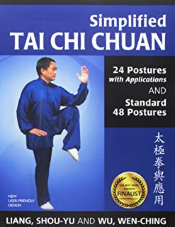 Bundle: Simplified Tai Chi DVD and book for Beginners (YMAA) Tai Chi Exercise by Liang, Shou-Yu