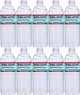 Best crystal geyser water Reviews