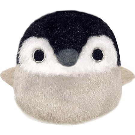 とりだんご ペンギン とりだんご コウテイペンギンのヒナ ぬいぐるみ 高さ7cm