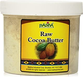 RAW Cocoa Butter 1 Lb by madina