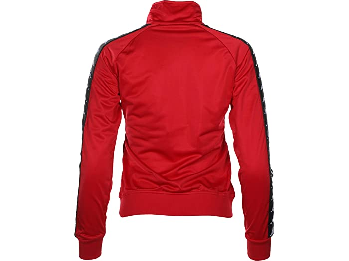 Kappa Banda Wanniston Slim Red/black/white Cos & Outerwear