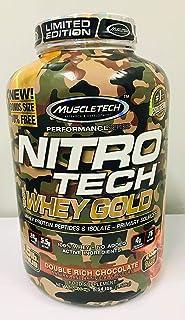 Nitro Tech Whey Gold Double Rich Chocolate