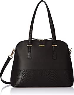 Amazon Brand - Eden & Ivy Women's Handbag (Black)