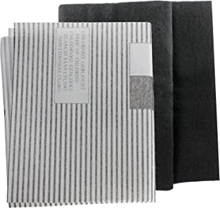 Spares2go Large Cooker Hood Grease Filters For Electrolux Vent Extractor Fans (2 x Filter, Cut to Size - 100 cm x 47 cm)