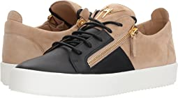 Giuseppe Zanotti - May London Color Block Low Top Sneaker