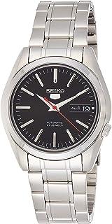 Seiko 5 Analog Men Silver Watch - SNKL45J1