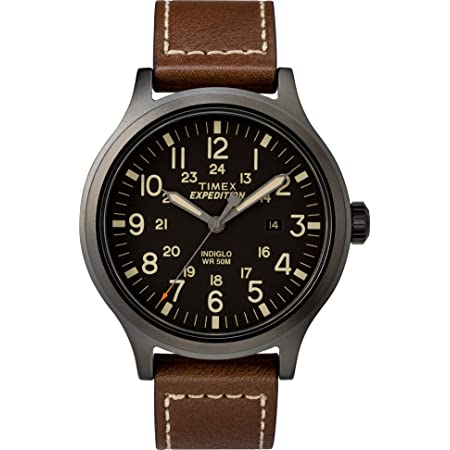 Timex x Mossy Oak Expedition Scout 43 Watch