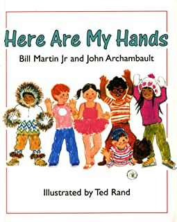 Here Are My Hands (Owlet Book)