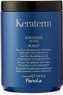 Fanola Keraterm Hair ritual Maske pH 4,2-4,7 Anti-Frizz disciplining mask, 1000 ml