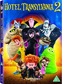 HOTEL TRANSYLVANIA 2(2015)-ORG-DVD