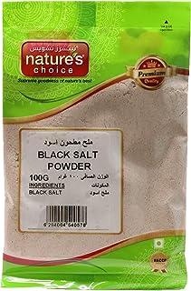Natures Choice Black Salt Powder, 100 gm