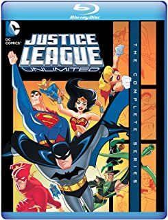 Justice League Unlimited: The Complete Series [Blu-ray]