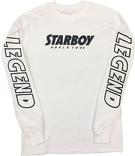 Best starboy shirt long sleeve Reviews
