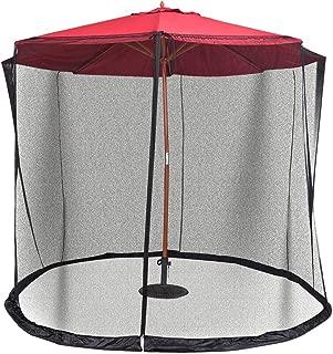 garden parasol mosquito net