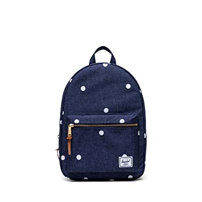 Herschel Supply Co. Grove X-Small (Polka Dot Crosshatch Peacoat) Backpack Bags