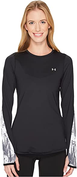 UA Coldgear® Armour Graphic Crew Top