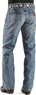Wrangler Retro Slim Fit Boot Cut Jeans, Worn in, W36 L30