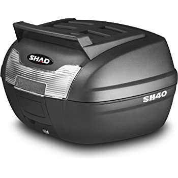 Shad BAUL Trasero Motocicleta SH40 Cargo Negro