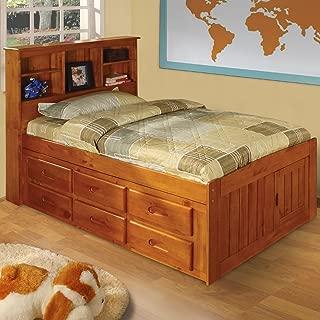 American Furniture Classics Bookcase Bed, Twin