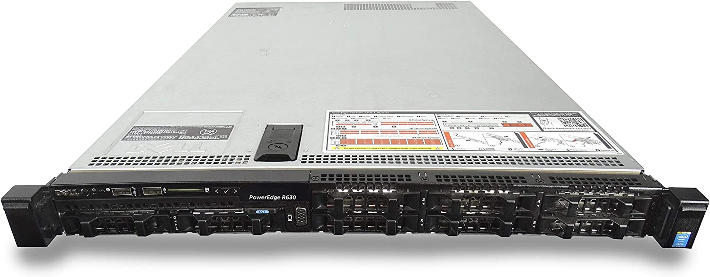 Dell PowerEdge R630 8X SFF Ranking TOP11 1U Al sold out. 2X Xeon E5-2620v3 12-Core GH 2.40