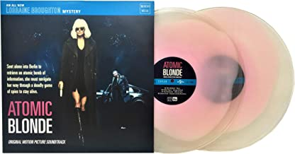 Atomic Blonde Original Motion Picture Soundtrack (Limited Edition Pink in Clear Colored Vinyl)