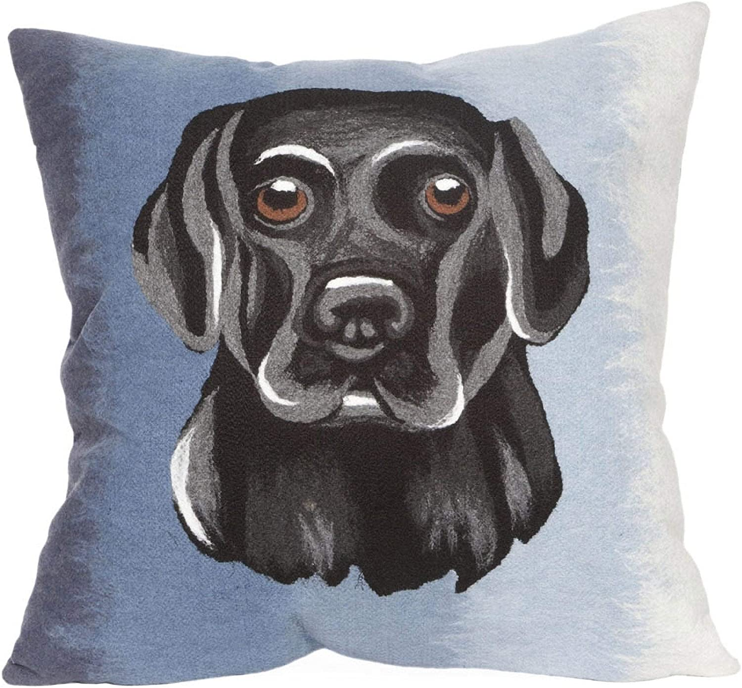 Liora Manne Trans Special price for a limited time Ocean Imports 4173 Pillow 20 Don't miss the campaign Coal 33 Sq Sky