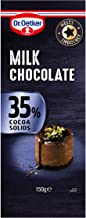 Dr. Oetker Fine Cooks Milk Chocolate Bar - 150 grams