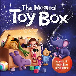 The Magical Toy Box: Discover the secret life of toys