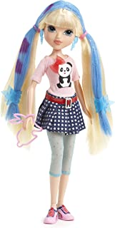 Moxie Girlz Magic Hair Stamp Designer Doll, Avery