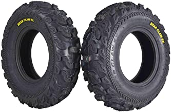 Kenda Bear Claw EX 22x7-10 Front ATV 6 PLY Tires Bearclaw 22x7x10-2 Pack