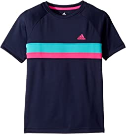 Tennis Club Color Block T-Shirt (Little Kids/Big Kids)