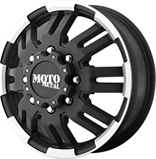 Best black and chrome dually wheels Reviews