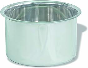Crestware Short Bain Marie, 6-Inch by 4-Inch
