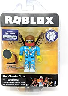 Roblox Gold Collection The Clouds: Flyer Single Figure Pack with Exclusive Virtual Item Code