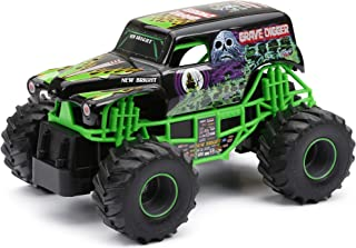 New Bright 1:24 R/C Monster Jam full function Black (2430-NB)