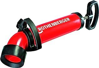 ROTHENBERGER 72070X 072070X-Bomba desatascad. ropump Super Plus, Red