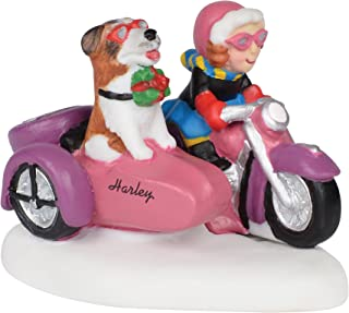 Department 56 North Pole Village Rebel with a Dog Accessory, 2 inch