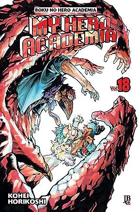 My Hero Academia - Boku No Hero - Volume 18