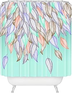 "Deny Designs Jacqueline Maldonado A Different Nature 1 Shower Curtain, 69"" x 72"""