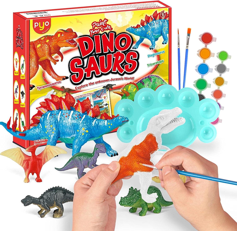Sepite Kids Crafts and Arts Set DIY Dino online shop Now free shipping Painting Kit Dinosaur