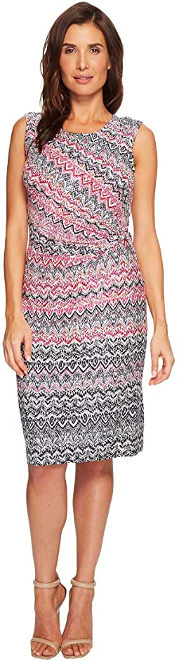 NIC+ZOE Spiced Up Twist Dress