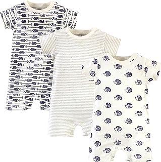 Unisex Baby Organic Cotton Rompers