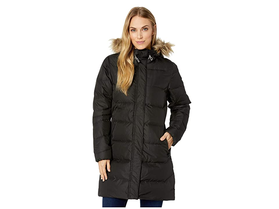 Helly Hansen Aden Down Parka (Black) Girl