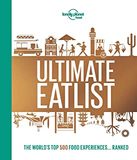 Lonely Planet's Ultimate Eatlist - 1ed - Anglais