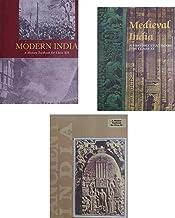 OLD NCERT BOOKS - 1) Ancient India- R.S. SHARMA (CLASS-11), 2) Medieval India - SATISH CHANDRA (CLASS-11), 3) MODERN INDIA - BIPIN CHANDRA (CLASS-12)