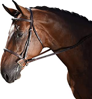 M. Toulouse Annice Hunter Bridle - Chocolate