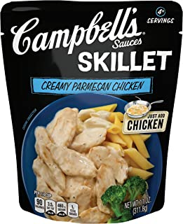 Best campbell's skillet creamy parmesan chicken Reviews