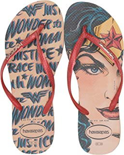Havaianas Womens 4136242 Slim Wonder Woman Sandal