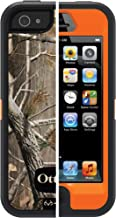 OtterBox Defender Series Case for iPhone 5 -(Not for iPhone 5C or 5S / SE)(Discontinued by Manufacturer) - Realtree Camo - AP Blazed