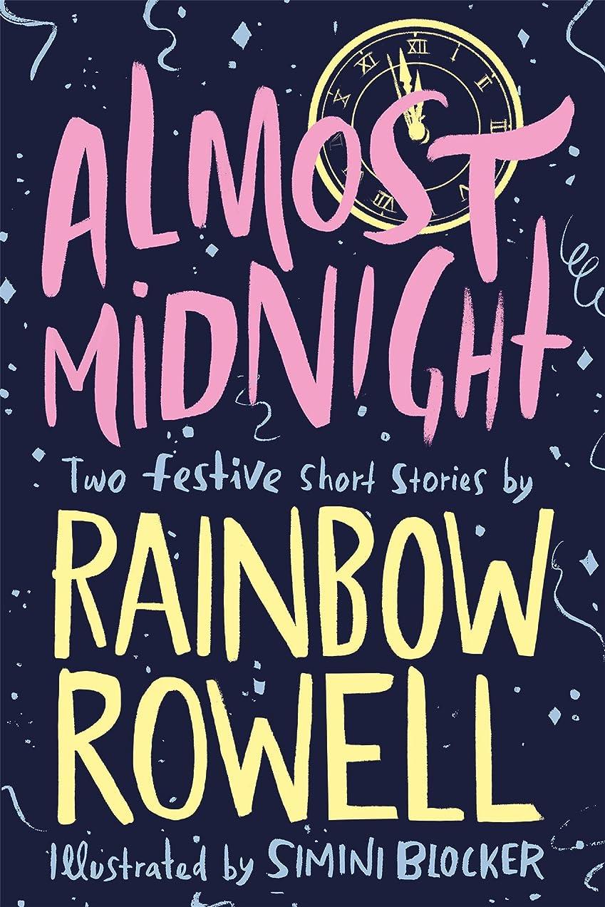 ファッション効能蛇行Almost Midnight: Two Festive Short Stories